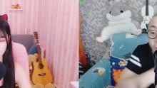 会弹唱的情感主播猴赛雷