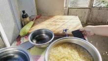 东北酸菜油滋饺子