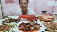 亚虎娱乐户外美食东哥海鲜的直播