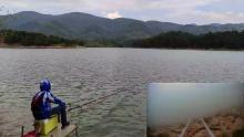 冕加、乐乐钓鱼的直播