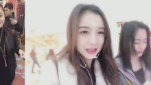 YY户外——笑笑的直播