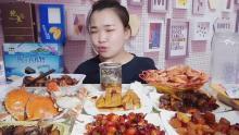 YY户外美食东哥海鲜的直播