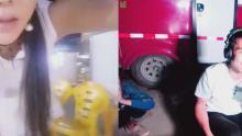 YY户外—郭紫棋沙画师的直播